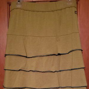 Matilda Jane ruffle pencil skirt